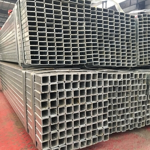 hot sale GI square steel pipe and square hollow section