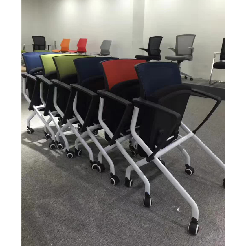Folding Office Chair With Wheels Folding Office Chair With Wheels