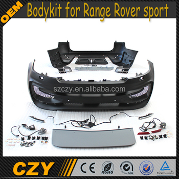 PP Startech Style Evoque Bodykit for R ange R over