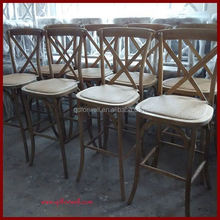 China High Quality Solid Wood canadian bar stool manufacturers for furniture
