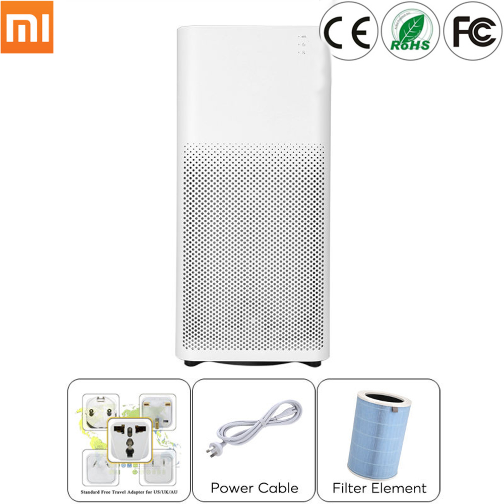 Xiaomi mi Home Air Purifier Air Cleaner With Filter Replacement