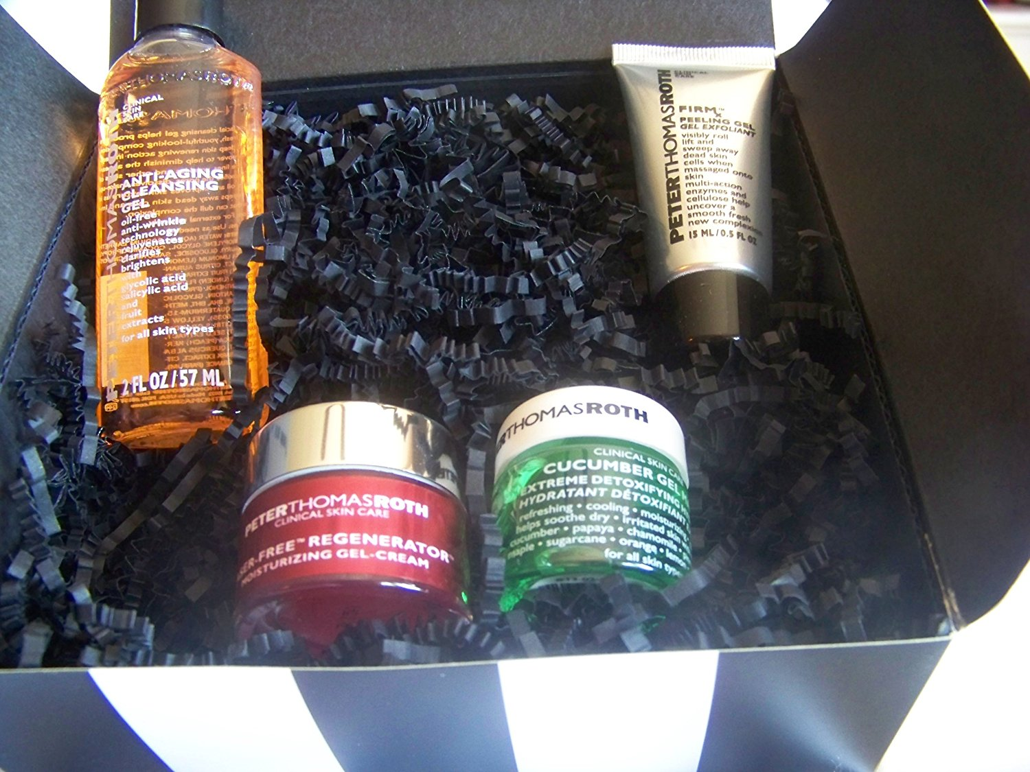 SEPHORA Beauty insider Best Face Forward by PETERTHOMASROTH : Cleanse -Peel -Detox & Soothe -Treat &Moisturize