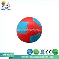 3 inch Guangzhou stuffed vinyl soccer soft ball toys