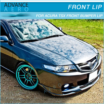 For Acura Tsx Mg Style Pu Urethane Bodykit Body Kit Buy - Acura tsx body kit