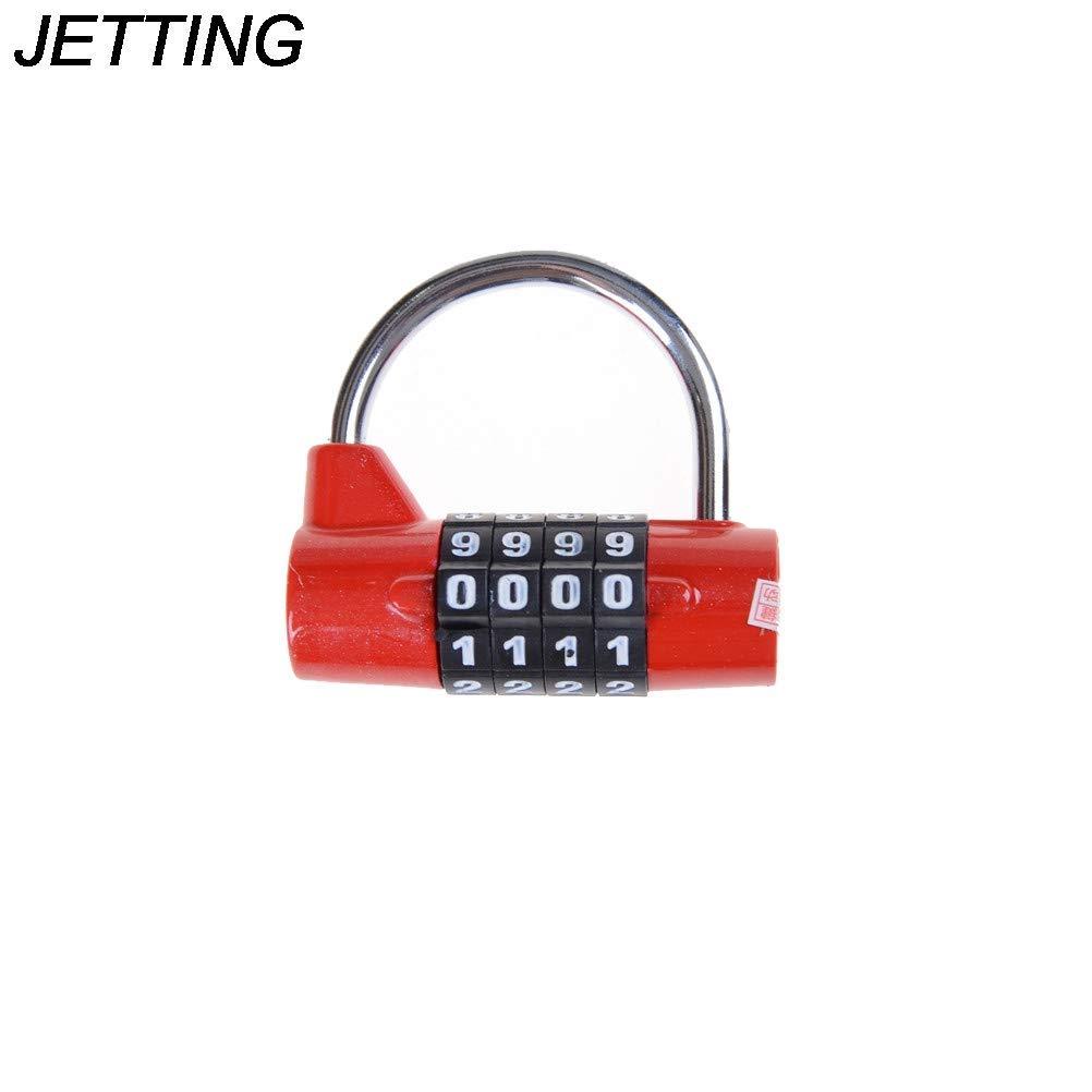 get quotations cacys store 4 letter zinc alloy combination padlock code password lock door cabinet drawer