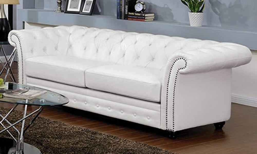 Groovy Buy 1Perfectchoice Camden Elegant Living Room Sofa White Forskolin Free Trial Chair Design Images Forskolin Free Trialorg