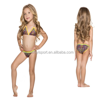 Are litle bikini young girls consider