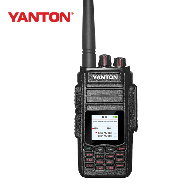 walkie talkie gama 10km T-X7 WCDMA programação de software para PC