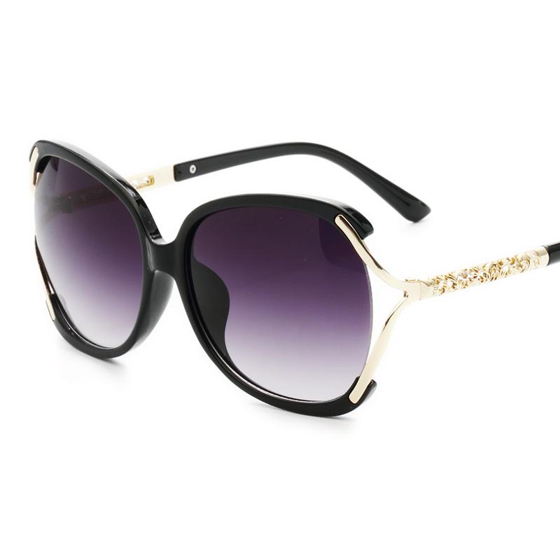 en gros 2017 ive lunettes de soleil femmes top nouveau cadre en plastique et en m tal de mode de. Black Bedroom Furniture Sets. Home Design Ideas