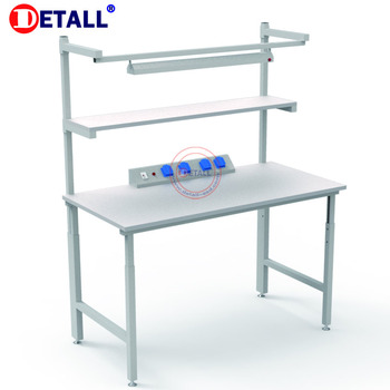 Awesome Top Selling 4 Foot Adjustable Esd Workbench Anti Static Bench Buy Anti Static Bench Adjustable Esd Workbench 4 Foot Workbench Product On Alibaba Com Short Links Chair Design For Home Short Linksinfo