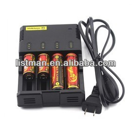 2012 Hot sale! Multifunctional Intellicharger i4 charger with LED