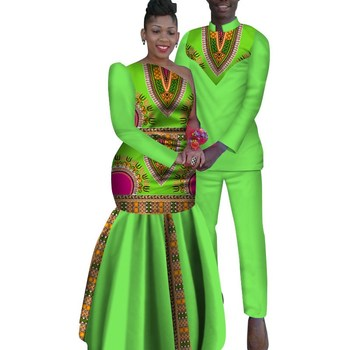 32d2c8ce19 African Dress for Women summer Vintage Maxi Dress Dashiki african bazin  dress natural plus size couple