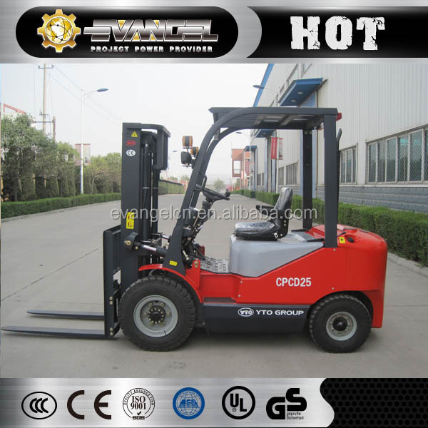 Handling Equipment Heli forklift CPCD30 3ton forklift manual