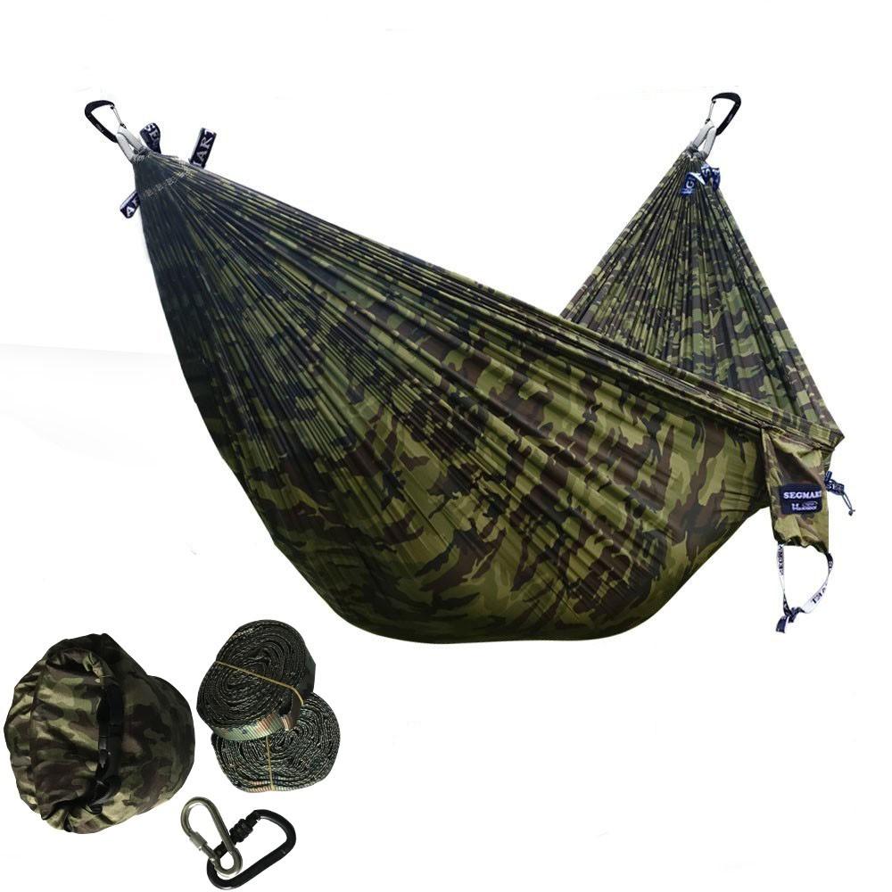 Best Choice portable Camo Parachute Hammock