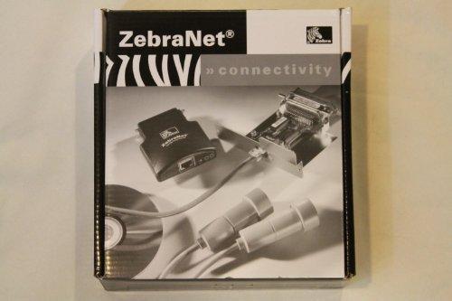 Zebra Technologies P1032271 Zebra Ait, Zebra net B/G Print Server (Radio Card Included) Zmx00