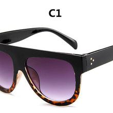 415063fd1 Djxfzlo 2018 gafas moda mulheres óculos de sol marca designer de luxo do  vintage óculos de sol grande quadro completo óculos mul.