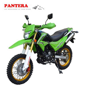 Durable Single Cylinder Four-stroke 100cc Dirt Bike Sale