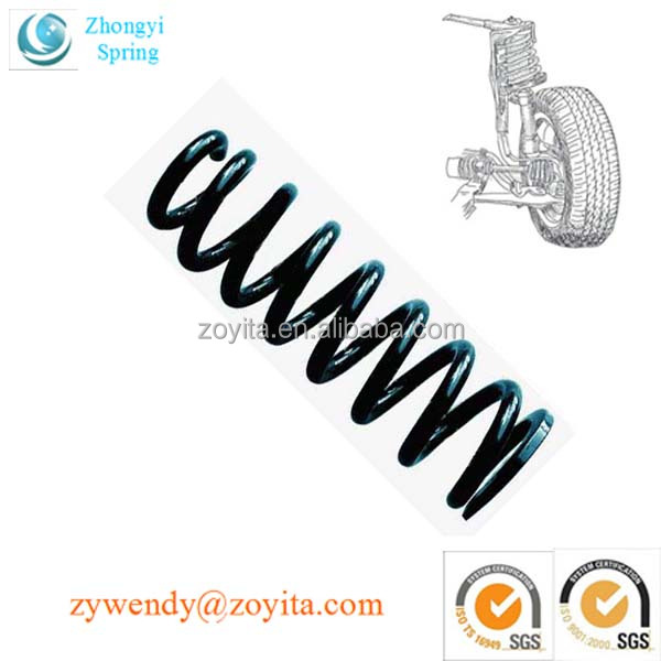 Prime coil springs for 4WD off road vehicles suspension system