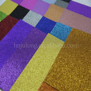 China Manufacturer supply 12inch Colorful Glitter Paper for Card Making/ Scrap Booking/ Decorating