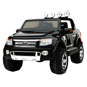 Electric Ride On Kids Car Children's Car two seats Ford Ranger 12v 2 motors kids car