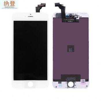 cell phone lcd for iphone 6 plus lcd screen, touch screen display repair parts for iphone 6 plus Guangzhou supplier