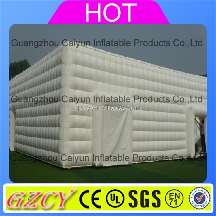 Giant inflatable building tent for party, high quality tent inflatable for event
