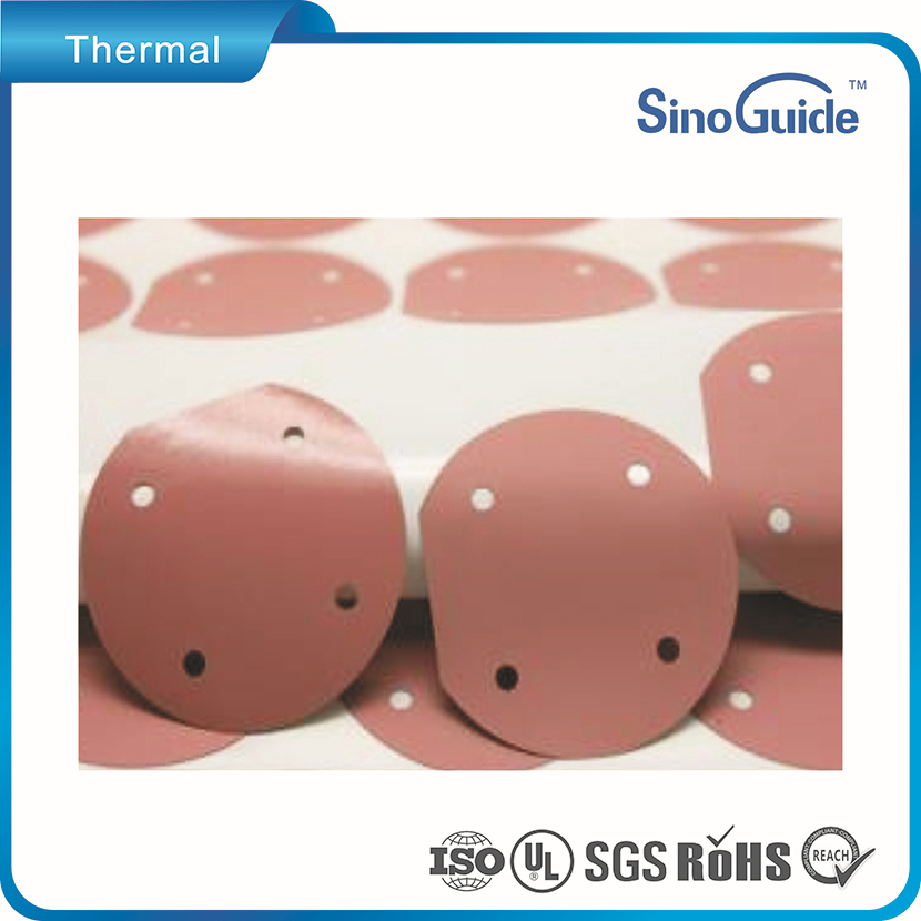 High-performance Thermal Conductive Insulator Caps TO-220/TO-3P