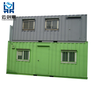 sealing performance is good Container House 40Ft Luxury
