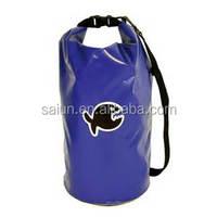Custom logo PVC tarpaulin ocean pack waterproof dry bag for sports