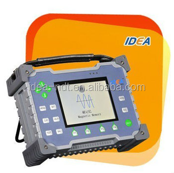 IDEA Steel pipe magnetic memory detector