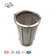 LVDA factory produce stainless steel wedge wire water well filter pipe screen