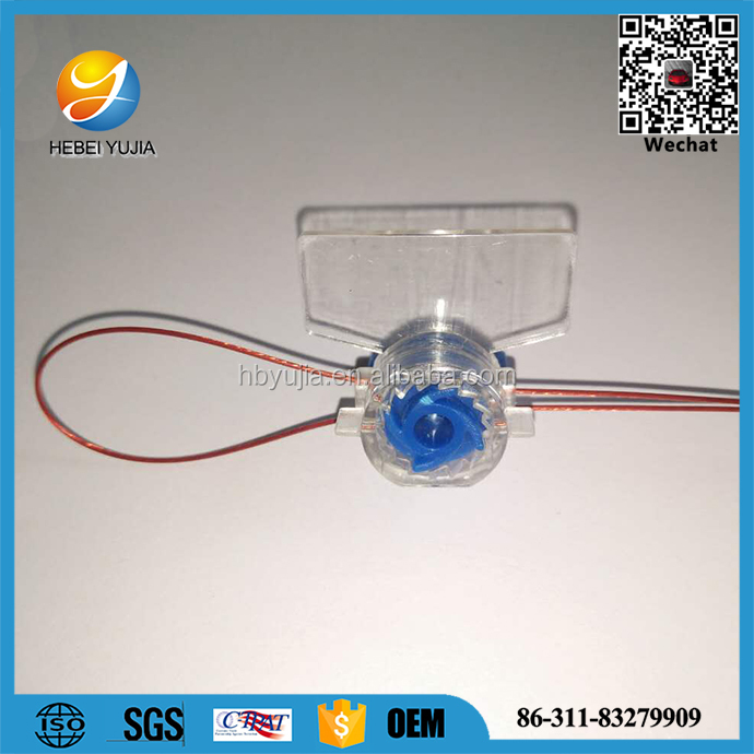 Security Plastic Electric Water Meter Seal