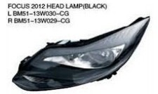 For ford focus 2012 five door head lamp/rear light led/rear bumper lamp