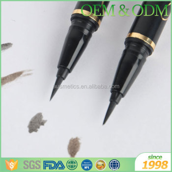 Factory price liquid eyeliner double auto waterproof eyeliner