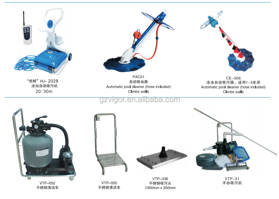 2016 Factory Wholesale Price Full Set Cleaning And Filter Equipment Used Swimming Pool For Sale