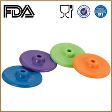 Plate Pet Frisbee/Pet Flying Plate/Dog Soft Frisbee