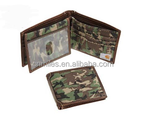 Factory price!Good quality military army camouflag wallet