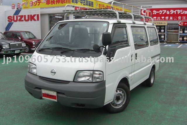 2005 nissan vanette van rhd 32300 km gaz essence blanc utilis voiture voiture d. Black Bedroom Furniture Sets. Home Design Ideas
