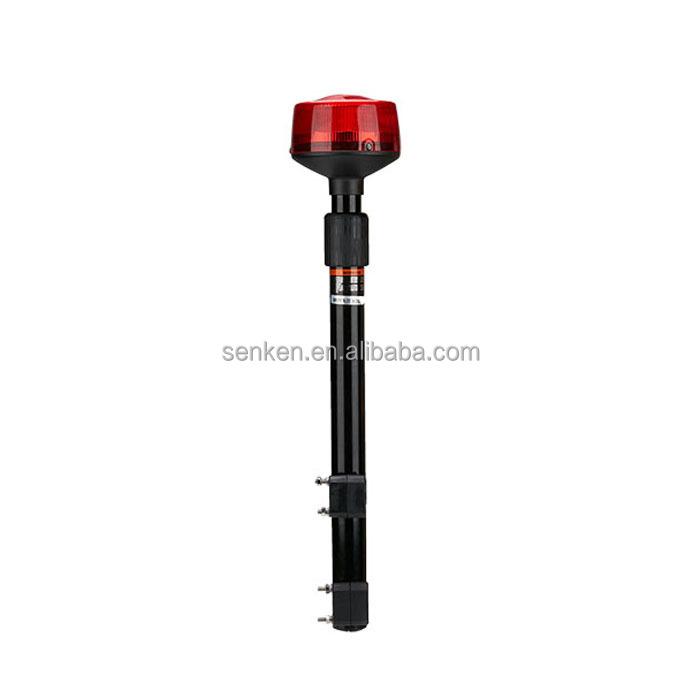 New Model Senken Rear Warning Pole Light For Police