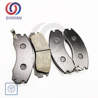 Hot Sale Brake Pad For Car OE 04465-28040 D530-7412 Good Quality Nice Price