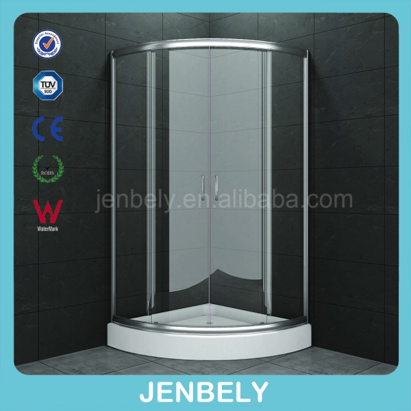 6mm Glass Thickness and Steam Rooms Type shower room