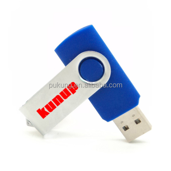 OEM logo 8GB 16GB swivel usb flash drives for gift wholesale
