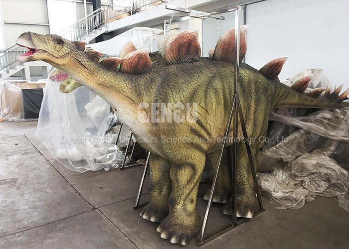 Life-sized Hidden Legs Dinosaur Costume