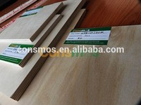 Chinese D-E commercial plywood for furniture/CONSMOS