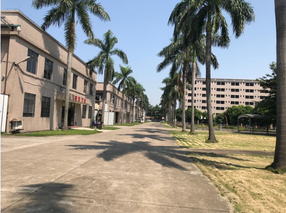 Guangzhou HVLS Industriale 24ft Gigante Ventilatore A Soffitto Per Il Magazzino