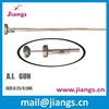 Jiang's artificial insemination gun for cattle cow insemination
