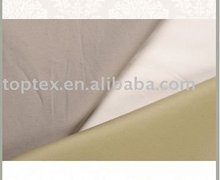 40s polyester cotton solid twill fabric for garment
