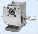 Right Angle Gear Reducer w/ DC Motor Frame