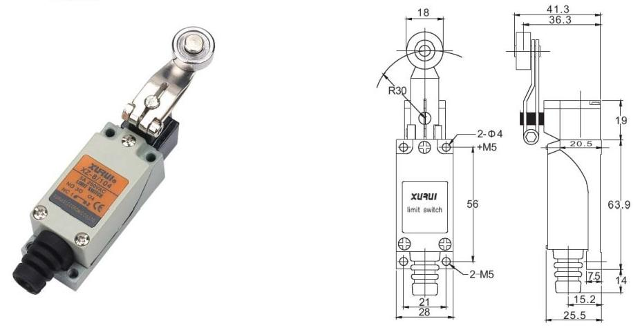 Magnetic Limit Switch Supplier Limit Switch For Gate