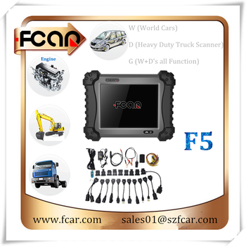 Professional Car Pc Diagnostic Tool Kit 16 Pin Obd Ii Eni Gma Tool - Buy  Fcar F5-g Scan Tool,Auto Diagnostic Equipment,Enigma Auto Ecu Programming